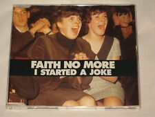 FAITH NO MORE - CD SINGLE - I STARTED A JOKE - PICTURE DISC