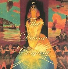 Divine Comedy Foreverland CD 12 Track in Fold out Card Sleeve With Booklet (dc