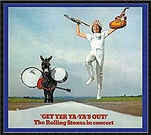 The Rolling Stones - Get Yer Ya Ya's Out (NEW CD)