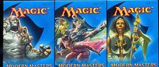 MTG MAGIC  3  BOOSTERS MODERN MASTERS 2015 EDITION ANGLAIS