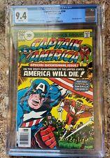 Captain America #200 30 Cent Price Variant CGC 9.4 - Rare