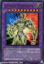 LCGX-EN052 Elemental HERO Electrum Ultra Rare UNL Edition Mint YuGiOh Card
