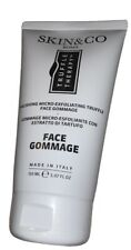 New! Skin & Co Roma Truffle Therapy Face Gommage Polishing Exfoliating 5.07 oz