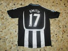 Maillot shirt trikot jersey ancien SMITH N° 17 NEWCASTLE UNITED  2007-2009 XL