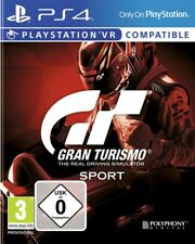 Gran Turismo Sport PS4 Spiel GT Sport Playstation 4 *NEU OVP*