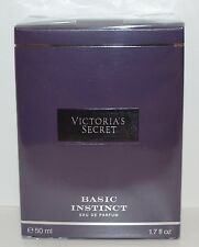 NEW VICTORIA'S SECRET BASIC INSTINCT EAU DE PARFUM EDP PERFUME MIST SPRAY 1.7 OZ