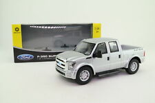 Braha 1:28 Scale; Ford F-350 Super Duty Pickup; Metallic Silver; Excellent Boxed
