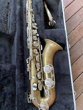 Vintage Selmer Tennor Saxaphone