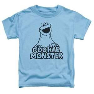 Sesame Street Vintage Cookie Monster Toddler T-Shirt