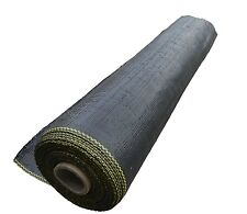 1.83 x 10m Weedmat Weed Control Mat 85gsm PP Woven Fabric Gardening Landscaping
