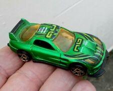 2002 Mattel Hot Wheels Diecast Vehiclle -  24 / Seven
