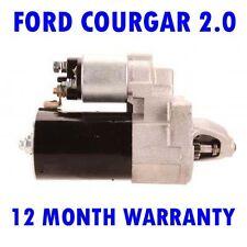 FORD COUGAR 2.0 16V COUPE 1998 1999 2000 2001 REMANUFACTURED STARTER MOTOR
