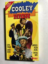 COOLEY HIGH GLYNN TURMAN, GARRETT MORRIS, CYNTHIA DAVIS VHS 1991 COMEDY 1975