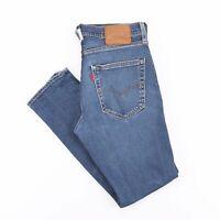 LEVI'S 512 Slim Tapered Fit Men's Blue PERFORMANCE Jeans W31 L30