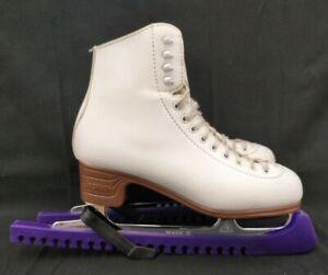 JACKSON EXCEL ULTIMA MARK II Ice Skates White UK 7.5