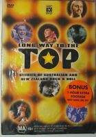 Long Way To The Top DVD Box Set Australian & New Zealand Rock & Roll INXS NEW