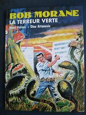 Bob Morane 3 reed La Terreur verte Attanasio Vernes Lefrancq