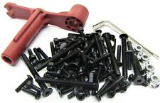 Arrma GRANITE 4x4 3s BLX - SCREWS & TOOLS nuts hardware senton big rock AR102666