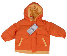 ASICS Winterjacke Steppjacke Outdoor Jacke Gr.68 NEU orange gelb