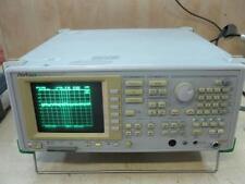 Anritsu MS2602A Spectrum Analyzer 100 Hz to 8.5 GHz OPTION 04