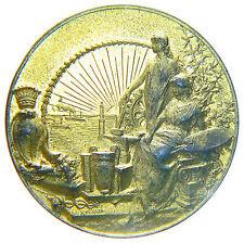 [NC] MEDAGLIA ESPOSIZIONE ITALO AMERICANA 1892 OPUS FERREA 50 mm (nc2164)