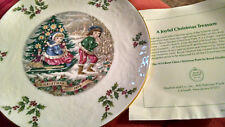 Royal Doulton Christmas Plate - 1979