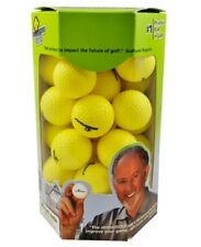 Almost Point3 Golf Balls 36 Pack Restricted Flight Practice Balls New