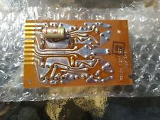 Revox A77 single input amplifier pcb   6121