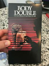 Body Double (VHS, 1996) - excellent condition