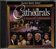 """THE CATHEDRALS...""""LIVE!""""...""""A FAREWELL CELEBRATION"""".......LIVE GOSPEL CONCERT CD"""