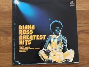 DIANA ROSS Greatest hits 1970's. Gatefold Cover. Vinyl LP. Tamla Motown