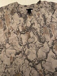 Winchester  Camo Short Sleeve T-Shirt w/Pocket Size 2X