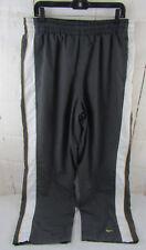 Mens Nike Windbreaker Pants Black Nylon Size XL