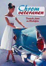 Chromveteranen - Deutsche Autos im Werbefilm DVD NEU + OVP!