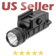 UTG Leapers Tactical 400 Lumen Sub-compact LED Ambi. Pistol Flashlight Light