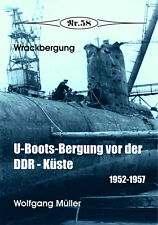 Deutsche Gesch. * U-Boots-Bergung vor der DDR - Küste, Nr. 58