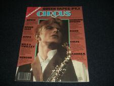 David Bowie Bob Dylan Sabbath Queen Tapes Pt.1 Circus Magazine 1977