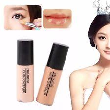 2 Couleur Fond de Teint Anti-Cernes Yeux Lèvre correcteur crème Stylo Maquillage