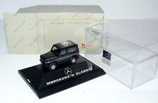 Herpa 1:87 + + Mercedes G-clase Classic en negro en OVP + + #d1_417