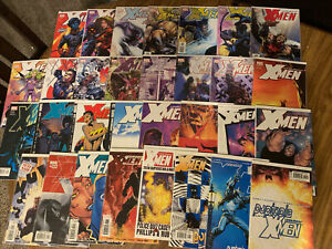 Uncanny X-Men #395-433 VF/NM Variant