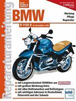BMW R 1150 R ab 2001 Reparaturanleitung Reparatur-Handbuch Reparaturbuch Wartung