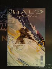 Halo Lone Wolf #4 Dark Horse VF/NM 9.0 (CB5773)