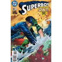 Superboy (1994 series) #30 in Near Mint condition. DC comics [*0q]