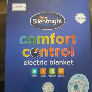 ELECTRIC BLANKET FOR DOUBLE BED WITH 2 YEAR WARRANTY FOR HOMES.