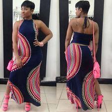 US Seller Women Summer Dress Maxi Long Evening Party Dress Beach Dress Sundress