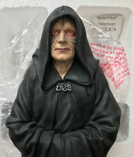 Star Wars Gentle Giant Statue Bust Emperor Palpatine Sidious PGM - #337 of 720