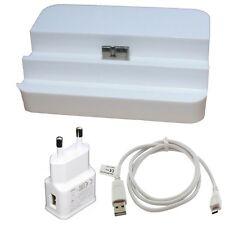 Dockinstation + USB Câble de charge dock chargeur | SAMSUNG GALAXY NOTE 3 BUREAU NEUF