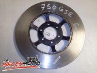 Disque de frein SUZUKI GS750 GS750 750 GS 6mm