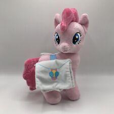 "My Little Pony Zoobies 13"" Pinkie Pie's Birthday Storybook Plush 2015 Hasbro"