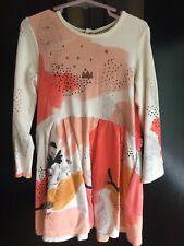 Catimini Dress Size 5 Years VGC